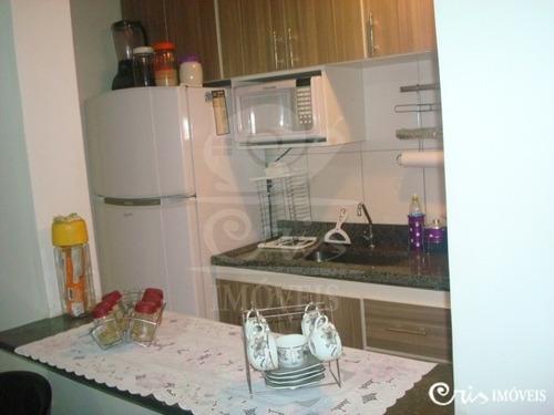 Apartamento Em Parque São Vicente - Mauá - Sp - Av03/a37