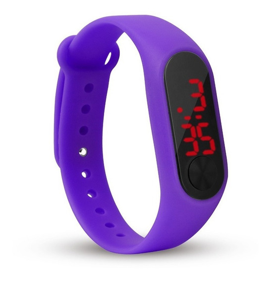 Reloj Led Touch Digital Pulsera Moda Unisex Barato Mayoreo