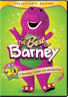 Dvd : Barney: The Best Of Barney (dvd)
