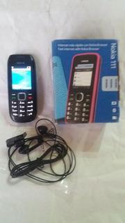 Nokia 111 Para Repuesto O Liberar Telcel Mexico