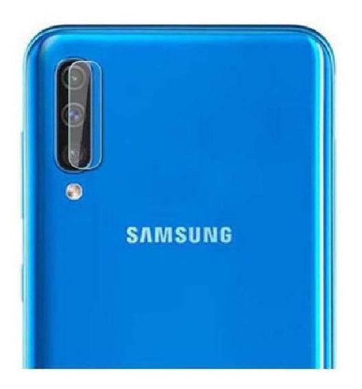 Película Vidro Lente Câmera Traseira Galaxy A50