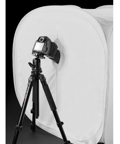 Impact Mini Estúdio Fotográfico Portátil - Soft Box 60x35cm