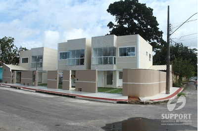 Casas Na Praia Do Morro - V-1353