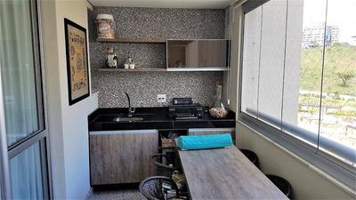Apartamento 3 Quartos 102 M² Lazer À Venda No Vale Do Sereno Em Nova Lima - Ap3713