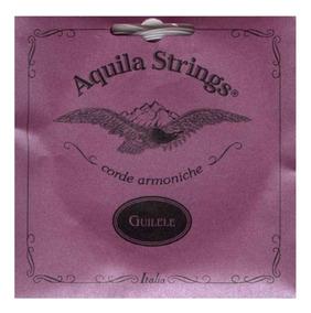 Aquila Guilele 96c Cordas Afinação Low-a (a/d/g/c/e/a).