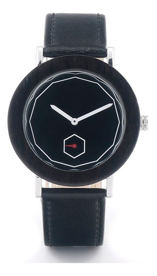 Relógio Feminino Bobo Bird Madeira E Aço Inox Original N10