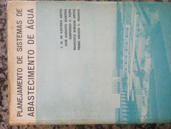 Livro Planejamento De Sistemas De Abastecimento De Agua