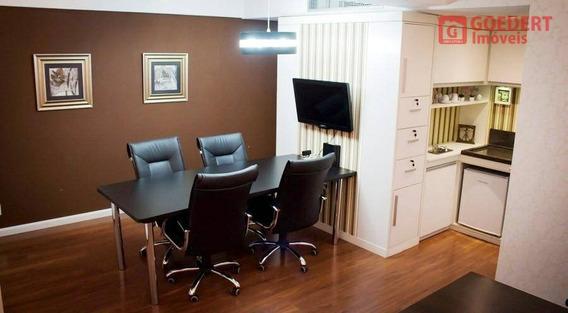 Sala Mercure Hotel À Venda, 33 M² Por R$ 299.999 - Centro - Guarulhos/sp - Sa0130