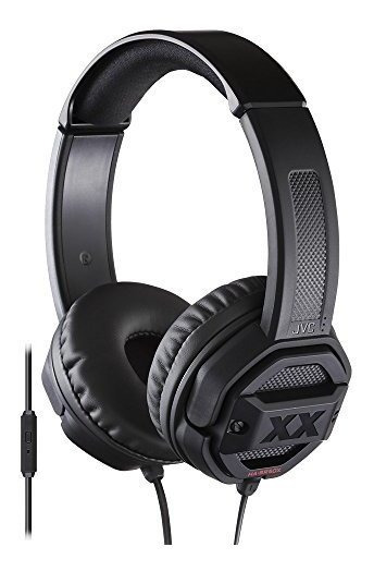 Jvc Hasr50 Xx Xtreme Bass Auricular Microfono Negro