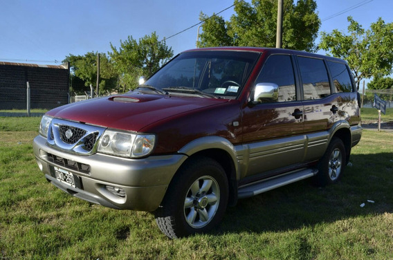 Nissan Terrano Ii 2000 2.7 I