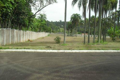 Terreno À Venda, Condomínio Residencial Querência - Valinhos/sp - 3981
