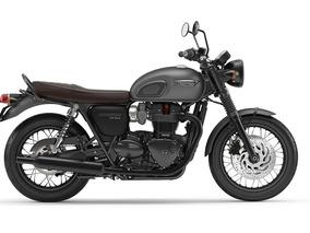 Triumph Bonneville T120 Black 1200cc 2018 0km