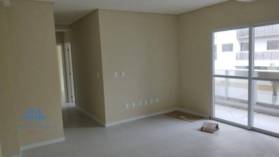 Apartamento Com 2 Dormitórios Para Alugar, 1 M² Por R$ 2.470,00/mês - Trindade - Florianópolis/sc - Ap2760