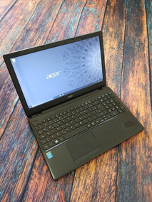 Notebook Acer Aspire E1 572 I3 4th 6gb 1tb 15.6 Win10