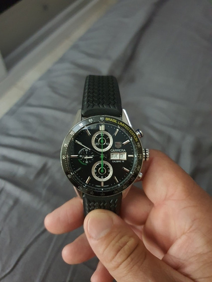 Tag Heuer Carrera Brasil Edition