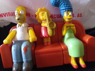 Personajes Simpson