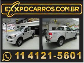 Ford Ranger Xl 2.2 - Tração 4x4 - Cabine Dupla - Ano 2015