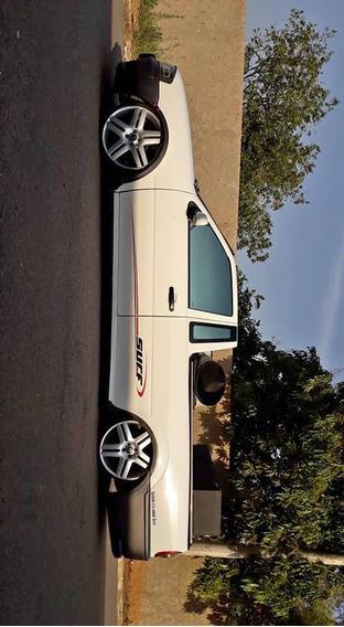 Volkswagen Saveiro Motor 1.6 2006 Branca.