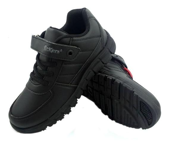 Zapatillas Kickers Brody Colegial Niños 595473 Eezap