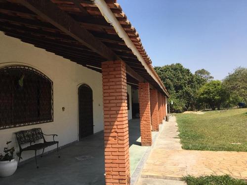 Chácara À Venda, 9800 M² Por R$ 750.000,00 - Alpes Das Águas - São Pedro/sp - Ch0288
