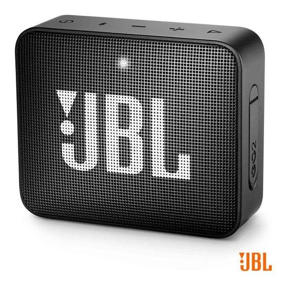 Caixa De Som Jbl Go 2 Speaker Portátil Bluetooth 3w 2891093