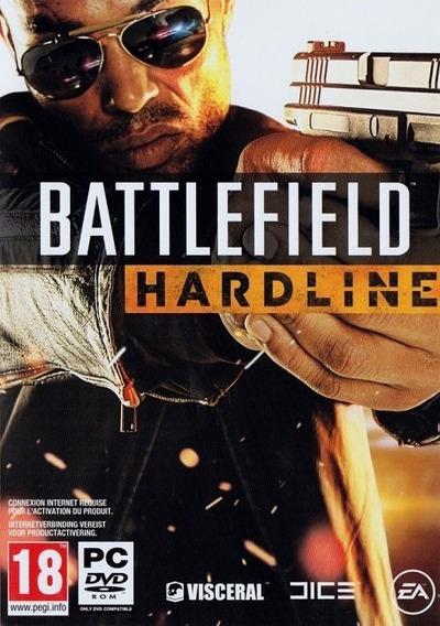 Battlefield Hardline Pc - Original Origin Key (envio Flash)