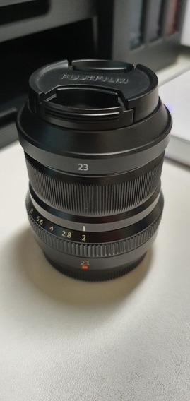 Lente Fujifilm 23mm F2 Wr