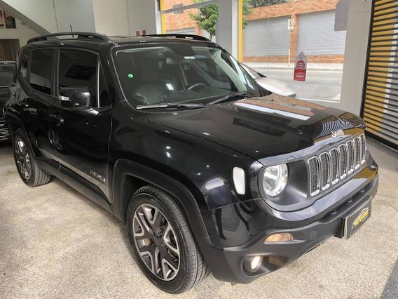 Jeep Renegade Longitude 1.8 4x2 Flex 2019 Automático