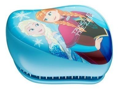 Escova Tangle Teezer Compact Styler Frozen + Brinde