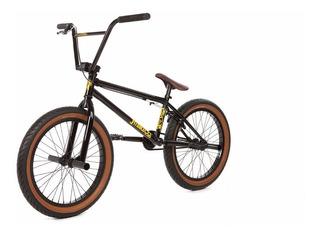 Bicicleta Bmx Fit Str ¡cromo! Street Profesional Negra