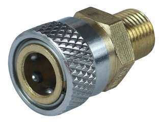 Engate Rapido Foster Bomba Pcp Conector Femea 8mm Paintball