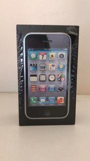 iPhone 3gs 8gb Lacrado Nunca Ativado (para Colecionador)