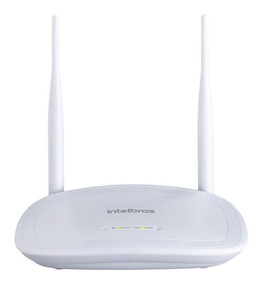 Roteador Wireless Iwr3000n 300mbps Intelbras