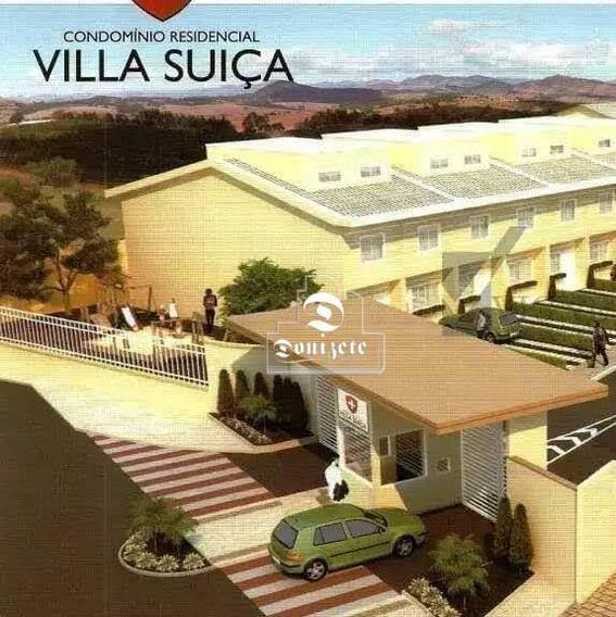Sobrado Com 3 Dormitórios À Venda, 104 M² Por R$ 450.000,00 - Vila Garcez - Vinhedo/sp - So2911