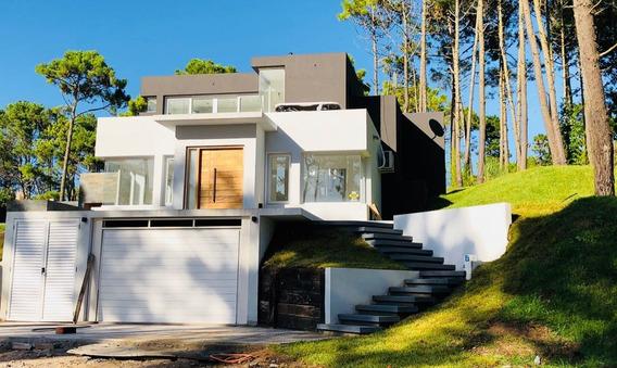 Casa En Alquiler 5 Ambientes En Pinamar
