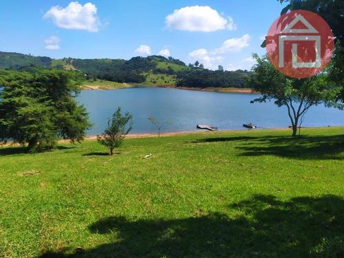Imagem 1 de 11 de Terreno À Venda, 1000 M² Por R$ 720.000,00 - Condomínio Represa - Bragança Paulista/sp - Te1339