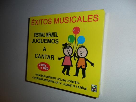 Festival Infantl Juguemos A Cantar Thalia