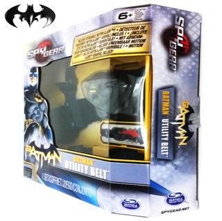 Cinturon Electronico Batman Con Sensor Mundo 6026811