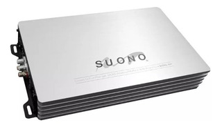 Amplificador Suono 200.4f Clase D 4 Canales 200w Rms X Canal