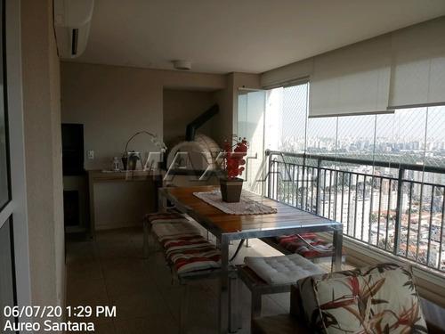 Excelente Apartamento Em Santana, 190 Metros, 3 Suites, 3 Vagas - Mi81991