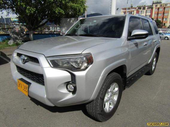 Toyota 4runner Full Equipo
