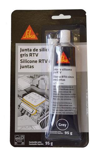 Imagen 1 de 3 de Sikasil Gasket Grey Silicona Para Las Juntas Del Motor 95gr