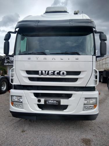 Iveco Stralis 360 - 6x2 - 2013