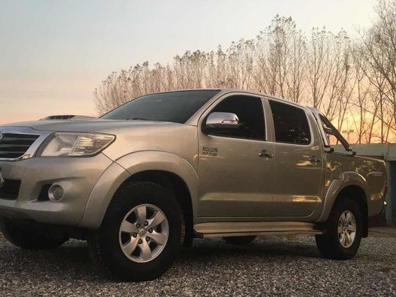 Toyota Hilux 3.0 Automática 4x4