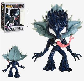 Venomized Groot Venom Marvel Funko Pop