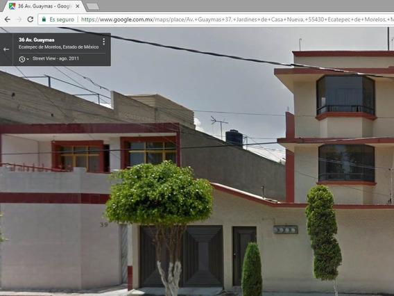Rento Bonito Departamento, En Planta Baja.casanueva, Ecatepe