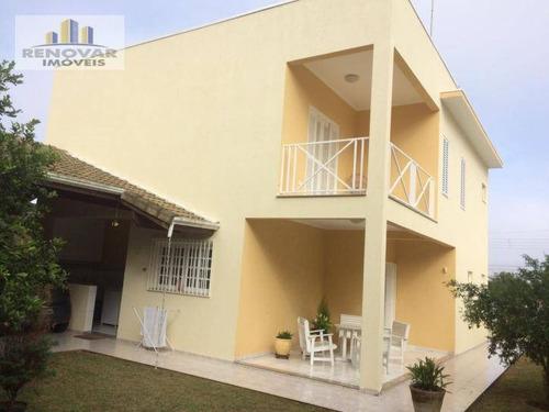 Imagem 1 de 20 de Sobrado Residencial À Venda, Chácara Faggion, Suzano - . - So0049