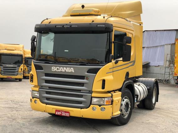 Scania P340 Ano 2011 4x2