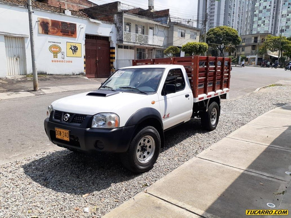 Nissan Frontier 4x4 2500cc Tdi Mt Aa Ab Abs Dh