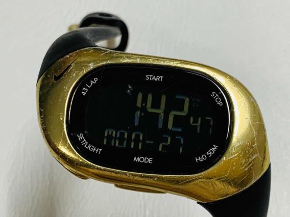 Nike Reloj Dama Wr0104 Color Oro Muy Rayado Por Eso El Preci